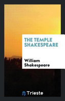 The Temple Shakespeare