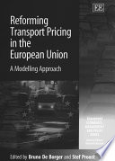 Reforming Transport Pricing in the European Union Book