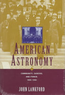 American Astronomy