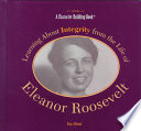 Learning About Integrity from the Life of Eleanor Roosevelt