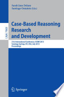 Case Based Reasoning Research And Development Book PDF