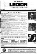 The American Legion Magazine Book PDF