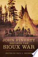 John Finerty Reports the Sioux War Book PDF