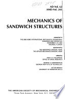 Mechanics of Sandwich Structures