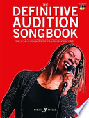 Definitive Audition Songbook with 2cds