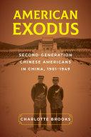 American Exodus Pdf/ePub eBook
