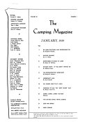 The Camping Magazine Book PDF