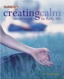 Creating Calm Book