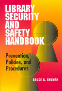 Library Security and Safety Handbook