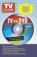 TV Guide: TV on DVD 2006