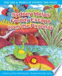 Sydney Helps Freddy Escape from the Piranha Book