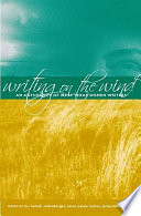 Writing on the Wind  : An Anthology of West Texas Women Writers