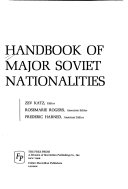Handbook of Major Soviet Nationalities
