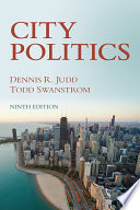 City Politics  Pearson eText