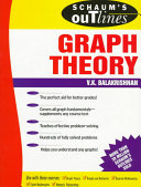 Cover of Schaum's Outline of Graph Theory: Including Hundreds of Solved Problems