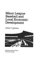 Minor League Baseball and Local Economic Development