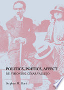 Politics  Poetics  Affect