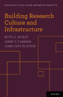 Building Research Culture and Infrastructure