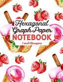 Hexagonal Graph Paper Notebook