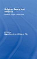 Religion, terror and violence