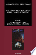Dust in the Solar System and Other Planetary Systems Book