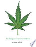 Marijuana Grower s Handbook Book
