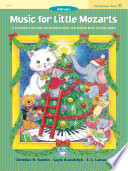 Music for Little Mozarts  Christmas Fun Book 2