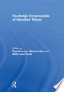 """""""Routledge Encyclopedia of Narrative Theory"""" by David Herman, Manfred Jahn, Marie-Laure Ryan"""