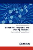 Nanofluids Properties and Their Applications