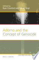 Adorno and the Concept of Genocide
