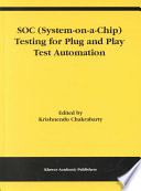 SOC  System on a Chip  Testing for Plug and Play Test Automation