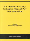 Pdf SOC (System-on-a-Chip) Testing for Plug and Play Test Automation
