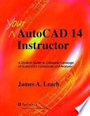 AutoCAD 14 Instructor