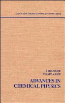 Advances in Chemical Physics [Pdf/ePub] eBook