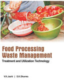 Food Processing Waste Management Book
