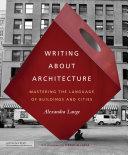 Writing About Architecture Pdf/ePub eBook