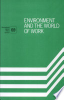 Environment and the World of Work