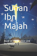 Sunan Ibn Majah ebook