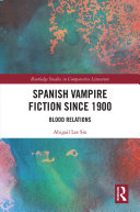 Pdf Spanish Vampire Fiction since 1900 Telecharger