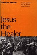 Pdf Jesus the Healer