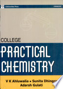 College Practical Chemistry
