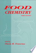 Food Chemistry  Third Edition Book