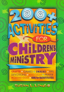200  Activities for Children s Ministry