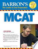 Barron's New MCAT
