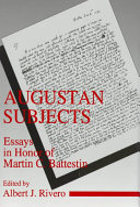 Augustan Subjects