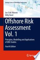 Offshore Risk Assessment Vol  1