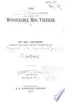 The Honourable Mrs  Vereker