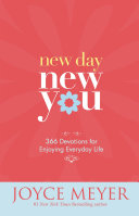 New Day, New You Book
