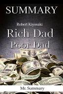 Summary of Rich Dad, Poor Dad Pdf