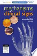 Mechanisms Of Clinical Signs E Book Book PDF